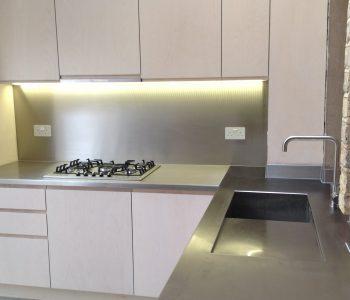 Kitchen Worktops - Stainless Direct UK