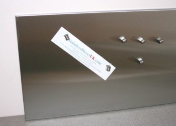 Stainless Steel Noticeboard - NB & NB10