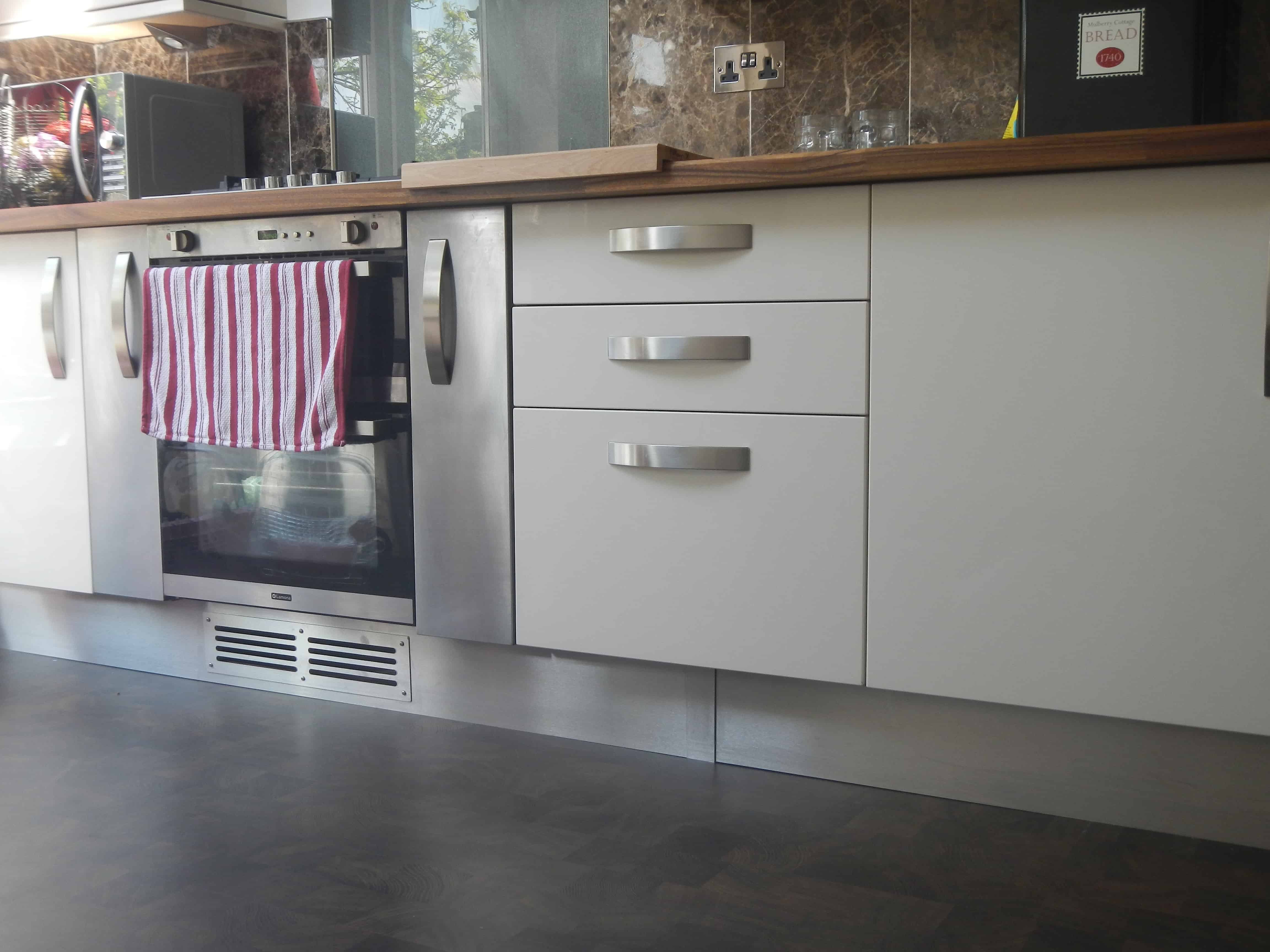 Stainless Steel Plinth Flat Sheet Stainless Direct Uk